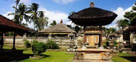 Les temples de Bali