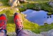 La rando des Lacs de la Pra: Crozet / Merlat / Claret