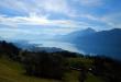 Le Lac du Bourget et sa boucle de Brison