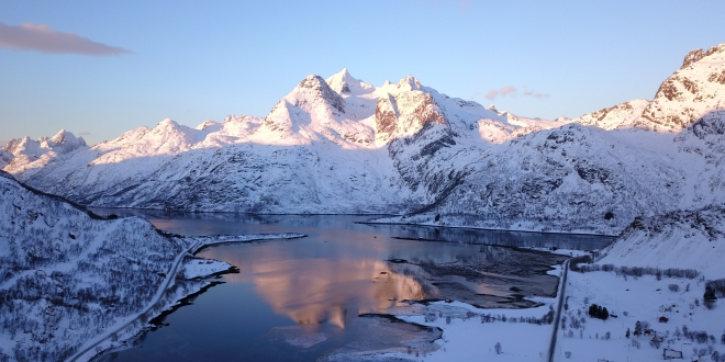 Les Dronies – Lofoten en Norvège