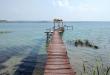 El Remate, sur les rives du lac Peten