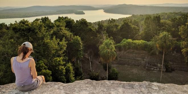 Yaxhá ou le site Maya sans touristes !
